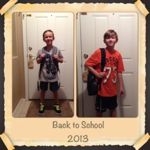 Back to School 2