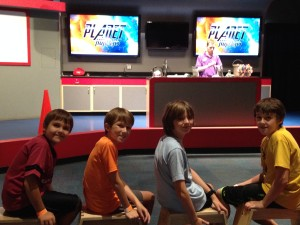 Play at the AZ Science Center with friends