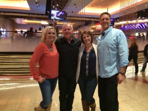 Vegas with the Hossack's