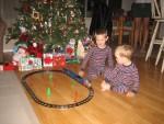 The Boys on Christmas morning!